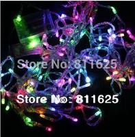 10m BATTERY light  80 LED MINI FAIRY STRING LIGHTS 80 LED colourful LED BATTERY String Fairy Light Christmas Wedding