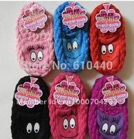 12pair/lot baby shoe baby socks  kids anti slip Floor Socks indoor footwear Baby footwear toddler shoes