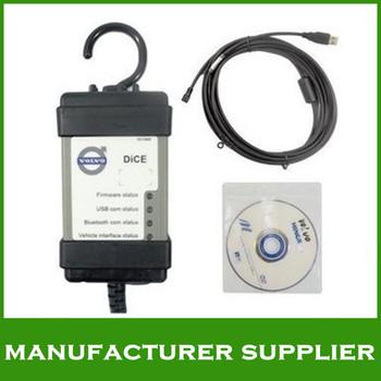 Hot sale Free Shipping Super VOLVO Vida Dice Diagnostic Interface Version 2014D multi-languages For Volvo DICE VIDA