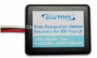 New 5pcs/lot MB Seat Occupation Sensor SRS Emulator for Mercedes Benz W211, W230, W171 Airbag Light Repair Tool + Free Shipping