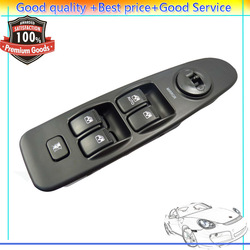Free Shipping Power Window Switch Control Switch For 01- 06 Hyundai Elantra Master (HY007BLACK) 93570 2D000 Wholesale / Retail(China (Mainland))