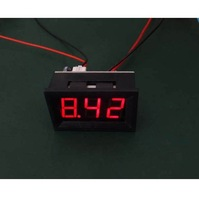 0-10A Ammeter DC 4.5-30V Voltmeter Digital Voltage Current Meter Panel Meter  Mode Panel Meter(1pc/lot)#00003