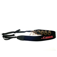 Skidproof Elastic Neoprene Neck Strap for Canon DSLR Camera