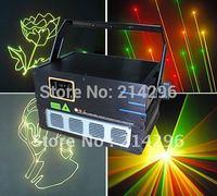2014 Time-limited Direct Selling Dmx Stage Light Luzes Para Festa Led Moving Head 700mw Rgy Laser Dj Animation Light