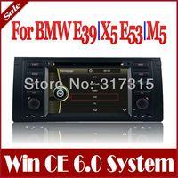 Head Unit Car DVD Player for BMW 5 Series E39 X5 E53 M5 w/ GPS Navigation Stereo Radio TV BT USB AUX Audio Video Stereo Sat Nav