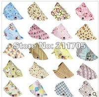 fashion baby The triangle towel/headscarves/scarf free shipping