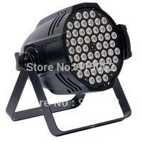 54x3w High Power RGBW LED Par Can LED Par64 light Stage Lighting DJ Lighting