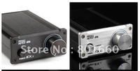 HOT MUSE M20 EX TA2020 T-Amp Mini Stereo Amplifier 20WX2  Free dropshipping   black