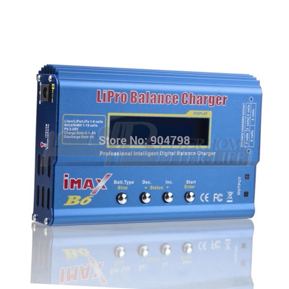 IMAX B6 Digital Charger LIPO MIMH Battery Balance Charger(China (Mainland))