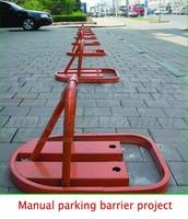 Parking barrier,O shape parking barrier,parking lock