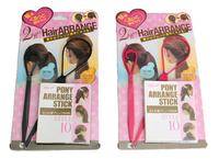 Professional 120set/lot DIY Topsytail Braiders Tool Twist Hair Clip hair accessory