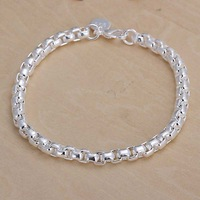 Free shipping 925 sterling silver jewelry bracelet fine fashion bracelet top quality wholesale and retail SMTH157