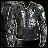 Promotion price Motorcycle Full Body Armor Jacket Spine Chest Protection Gear~M L XL XXL XXXL