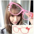 Hello kitty Glasses with factory price!30pcs per lot!top quality glasses many colors for choose
