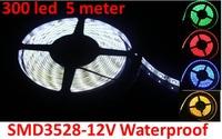 Wholesale waterproof LED Strip SMD3528 60 leds per meter Christmas light