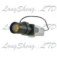 Sony 420 TVL CCD DC Auto IRIS 6-60mm CS Lens Surveillance CCTV Box Camera