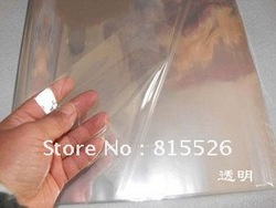 free shipping 45 * 45CM 25MIC transparent BOPP wrapping paper, 70 per pack, flowers, gift packaging, moisture-proof paper(China (Mainland))