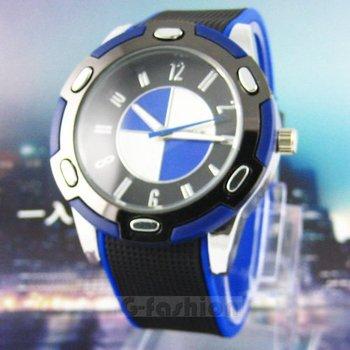 Free shipping wholesale famous car design sports watch for men ladies quartz watch WQW08