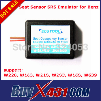 Seat Occupation Sensor SRS Emulator Airbag Repair for Mercedes Benz W220 W163 W210 W203 W168 W639  Type 6