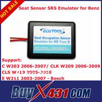 Seat Occupation Airbag Sensor SRS Emulator Repair Tool for Mercedes-Benz C W203, CLK W209, E W211, CLS W219