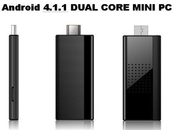 Hot sale!! Newest Dual Core TV Box Android 4.1.1 Mini PC w/ RK3066 1.6Ghz 1GB/4GB Cortex-A9 Free Shipping By Singapore Parcel