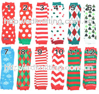 free shipping/merry christmas baby leg warmers/baby leggings/hotsell children leg warmers  24pairs/lot