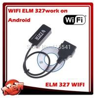 Free shipping 2012 Wifi OBD II Car Diagnostics Tool
