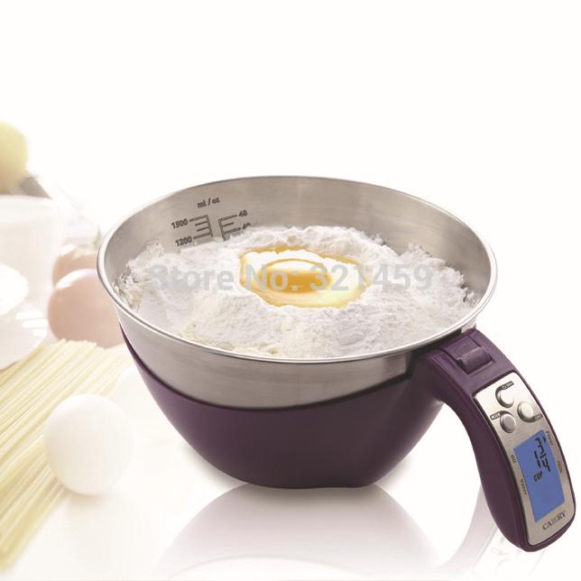 القياس الرقمية 5kg الغذاء مطبخ مقياس