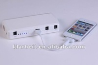 Emergency Power Supply for mobile phone, PSP, MP3/MP4 ,notebook Auto EPS,Portable Power storage
