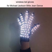 1PCS LED Stage Wreless LED gloves / luminous gloves for Michael Jackson Billie Jean Dance (Left or right hand)