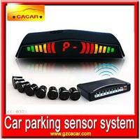 LED car parking Sensor System,led display parking guide sensor,8 sensor,Free shipping