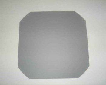156*156 Monocrystalline silicon wafers Solar battery Semi-finished products 100pcs/lot