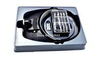 LED Head Light Flashlight Headlamp & Magnifying Glass Magnifier Free Shipping 1814
