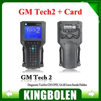 2014 Super Scanner GM Tech2 with Candi GM SAAB OPEL HONDEN SUZUKI ISUZU GM Tech 2