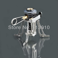 Free shipping + Mini Gas-Powered Portable Picnic Stove Camping Picnic Stove