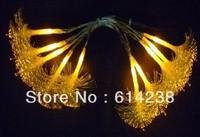 Hotsell  LED STRING LIGHTS with fiber optics 110V/220V Decoration Light for Christmas Party Wedding