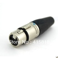 Made by Neutrik China factory YS136N Cannon Female XLR connector