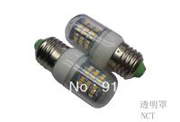 5Pcs/Lot SMD 3528 48 LED 200-240V LED Spot Light E27 Bulb Lamp Cold white / Warm White 360 Degree Free Shipping 1#