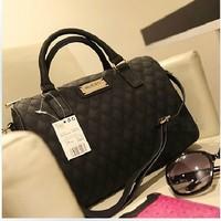 HOT SALE~  MANGO BAG   MNG  chain shoulder bag   plaid bag    Classical lozenge grain bag