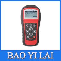 MD801 OBDII OBD2 OBD 2 EOBD2 Code Scanner Autel MaxiDiag MD801=JP701+EU702+US703+FR704 Scan tool  win0053