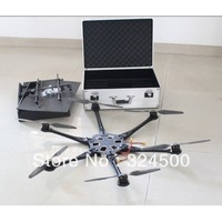 "High Quality Big DJI 6 Shaft The Uninhabited Machine FPV UAV ""NEW"" S800 HEXACOPTER WITH ALUMINUM CASE New Affordable Version Set"