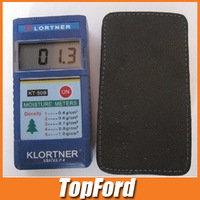 Free shipping KT-50B Digital Inductive Paper Wood Tree Timber Moisture Meter Measuring range 2~90% 0.1 Accuracy #BV063