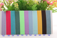 DIY Show Elastic Hair Ties Bracelet Ribbon Hair Tie Elastic Wristbands for Girl Ponytail Holder 2013 Hot Selling MIX COLOR