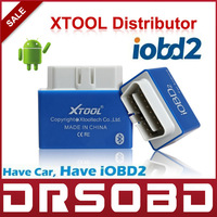 OBDII/EOBDII Code Reader iOBD2 BT For Andriod communicate with Mobile phone by Bluetooth XTOOL Automotive Diagnostic tool