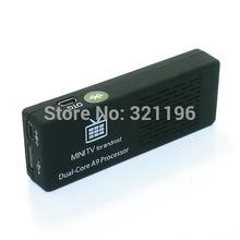 Original MK808B Android 4.4.2 kitkat  TV dongle Stick Rockship RK3066 Dual Core RAM 1GB ROM 8GB TV box Bluetooth XBMC Airplay(China (Mainland))