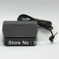 Free Shipping High Quality Rectangle Foot Pedal Switch for Permanent Makeup Pen Machine #WS-P0601