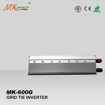 600W (10.8-30V) on grid inverter, grid tie inverter, micro inverter