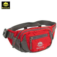 BOTACK BRAND Outdoor 6L small waist pack multi purpose small bag nylon sports hiking waist pack LMT2-12004