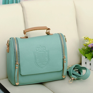 Hot Sale Women's handbag vintage bag shoulder bags messenger bag female small totes free shipping(China (Mainland))