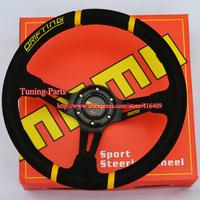 350mm Unversal Drifting Steering Wheel MOMO Racing Steering Wheel